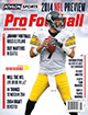 2014 Athlon Sports NFL Pro Football Magazine Preview- Pittsburgh Steelers Cover