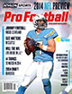 2014 Athlon Sports NFL Pro Football Magazine Preview- San Diego Chargers Cover