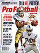 2014 Athlon Sports NFL Pro Football Magazine Preview- San Francisco 49ers/Oakland Raiders Cover