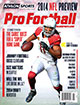 2014 Athlon Sports NFL Pro Football Magazine Preview- Arizona Cardinals Cover