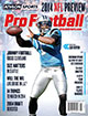 2014 Athlon Sports NFL Pro Football Magazine Preview- Carolina Panthers Cover