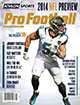 2014 Athlon Sports NFL Pro Football Magazine Preview- Jacksonville Jaguars Cover
