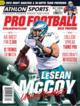 2013 Athlon Sports NFL Pro Football Magazine Preview- Philadelphia Eagles Cover