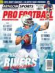 2013 Athlon Sports NFL Pro Football Magazine Preview- San Diego Chargers Cover