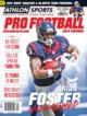 2013 Athlon Sports NFL Pro Football Magazine Preview- Houston Texans Cover
