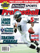 2011 Athlon Sports NFL Pro Football Magazine Preview- Philadelphia Eagles Cover