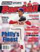 2013 Athlon Sports MLB Baseball Preview Magazine- Philadelphia Phillies Cover