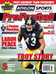 2011 Athlon Sports NFL Pro Football Magazine Preview- Pittsburgh Steelers Cover