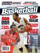 2011-12 Athlon Sports College Basketball Magazine Preview- South Carolina Gamecocks/Clemson Tigers Cover