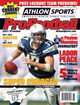 2011 Athlon Sports NFL Pro Football Magazine Preview- San Diego Chargers Cover