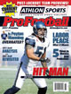 2011 Athlon Sports NFL Pro Football Magazine Preview- Seattle Seahawks Cover