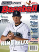 2012 Athlon Sports MLB Baseball Preview Magazine- Seattle Mariners Cover