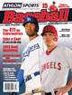 2013 Athlon Sports MLB Baseball Preview Magazine- Los Angeles Dodgers/Anaheim Angels Cover