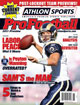 2011 Athlon Sports NFL Pro Football Magazine Preview- St. Louis Rams Cover