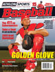 2013 Athlon Sports MLB Baseball Preview Magazine- St. Louis Cardinals Cover
