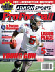 2011 Athlon Sports NFL Pro Football Magazine Preview- Tampa Bay Buccaneers Cover