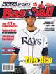 2013 Athlon Sports MLB Baseball Preview Magazine- Tampa Bay Rays Cover