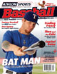 2012 Athlon Sports MLB Baseball Preview Magazine- Texas Rangers Cover