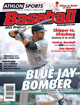 2011 Athlon Sports MLB Baseball Preview Magazine- Toronto Blue Jays Cover