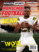 Athlon Sports 2013 High School Football Preview Magazine- East/National Cover