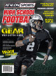 Athlon Sports 2013 High School Football Preview Magazine- Midwest/Southwest Cover