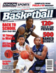 2011-12 Athlon Sports College Basketball Magazine Preview- Maryland Terrapins/Georgetown Hoyas/Villanova Wildcats Cover