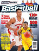 2012-13 Athlon Sports College Basketball Magazine Preview- Wisconsin Badgers/Marquette Golden Eagles Cover