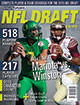 Athlon Sports 2015 Pro Football NFL Draft Guide Magazine- Marcus Mariota & Jameis Winston