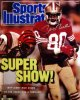 Jerry Rice signed San Francisco 49ers 1989 SI Cover 16x20- Rice Hologram