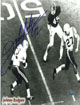 Johnny Rodgers signed Nebraska Cornhuskers 8x10 Photo '72 (Heisman-blue sig)