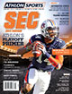Athlon Sports 2014 College Football Southeastern (SEC) Preview Magazine- Auburn Tigers Cover