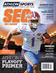 Athlon Sports 2014 College Football Southeastern (SEC) Preview Magazine- Florida Gators Cover