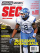 Athlon Sports 2013 College Football Southeastern (SEC) Preview Magazine- Kentucky Wildcats Cover