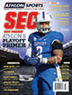 Athlon Sports 2014 College Football Southeastern (SEC) Preview Magazine- Kentucky Wildcats Cover