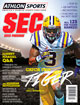 Athlon Sports 2013 College Football Southeastern (SEC) Preview Magazine- Louisiana State Tigers (LSU) Cover
