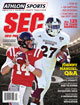 Athlon Sports 2013 College Football Southeastern (SEC) Preview Magazine- Mississippi State Bulldogs/Ole Miss Rebels Cover