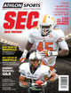 Athlon Sports 2013 College Football Southeastern (SEC) Preview Magazine- Tennessee Volunteers/Vanderbilt Commodores Cover