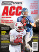 Athlon Sports 2013 College Football ACC Preview Magazine- North Carolina Tar Heels/NC State Wolfpack Cover