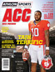 Athlon Sports 2013 College Football ACC Preview Magazine- Clemson Tigers Cover