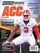 Athlon Sports 2014 College Football ACC Preview Magazine- Clemson Tigers Cover
