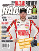 2014 Athlon Sports NASCAR Racing Preview Magazine- Dale Earnhardt, Jr. Cover