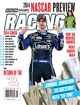 2014 Athlon Sports NASCAR Racing Preview Magazine- Jimmie Johnson/Danica Patrick Cover