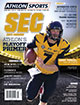 Athlon Sports 2014 College Football Southeastern (SEC) Preview Magazine- Missouri Tigers Cover