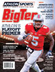 Athlon Sports 2014 College Football Big Ten Preview Magazine- Ohio State Buckeyes Cover