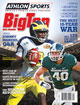 Athlon Sports 2013 College Football Big Ten Preview Magazine- Michigan Wolverines/Michigan State Spartans Cover