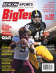 Athlon Sports 2013 College Football Big Ten Preview Magazine- Iowa Hawkeyes/Minnesota Golden Gophers Cover