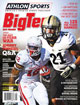 Athlon Sports 2013 College Football Big Ten Preview Magazine- Indiana Hoosiers/Purdue Boilermakers Cover