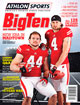 Athlon Sports 2013 College Football Big Ten Preview Magazine- Wisconsin Badgers Cover