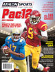 Athlon Sports 2013 College Football Pac 12 Preview Magazine- UCLA Bruins/Southern California Trojans (USC) Cover