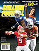 Athlon Sports 2014 College Football National Preview Magazine- Oklahoma Sooners/Texas Longhorns/Notre Dame Fighting Irish Cover